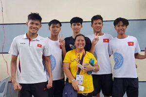 Thần đồng Hưng Nguyên giành 20 HCV giúp bơi Việt Nam dẫn đầu khu vực