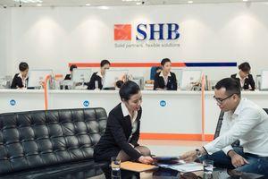 SHB được Thống đốc Ngân hàng Nhà nước tặng bằng khen