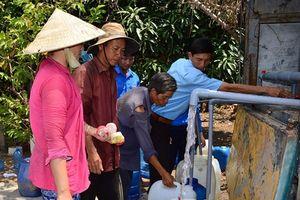 Triển khai phần mềm về quản lý rủi ro trong cung cấp nước và vệ sinh