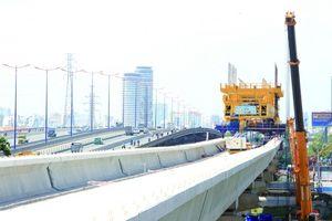 Xem xét điều chỉnh tổng mức đầu tư 2 dự án đường sắt đô thị ở TP.HCM