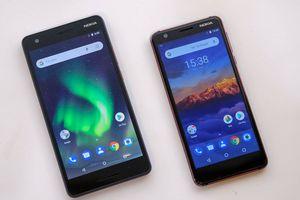 HMD Global trình làng bộ đôi Nokia 2.1 và Nokia 3.1 giá rẻ
