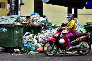 Mở bãi rác cũ từng gây ô nhiễm để giải tỏa 1.500 tấn rác ở Quảng Ngãi
