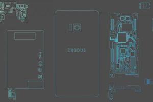 HTC phát triển smartphone chuyên về blockchain