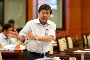 Chủ tịch UBND TP.HCM: Sẽ xử nghiêm vi phạm trong quản lý đất công