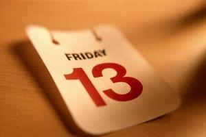 13 điều thú vị ít người biết về thứ 6 ngày 13