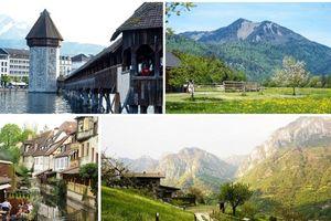 14 ngày khám phá châu Âu đẹp như cổ tích