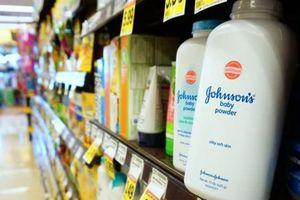 Vì phấn trẻ em 'gây ung thư', Johnson & Johnson bị phạt gần 5 tỉ USD