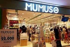 Gắn mác thương hiệu Hàn nhưng 99% hàng Mumuso có nguồn gốc từ Trung Quốc