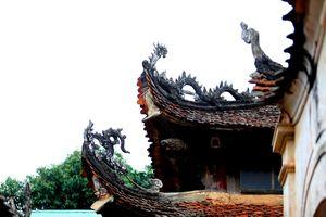 Chiêm ngắm 'bảo tàng' kiến trúc, điêu khắc tinh tế thời Hậu Lê