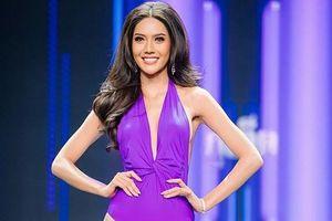 Cô giáo tiếng Anh cao 1,8 m đăng quang Hoa hậu Hòa bình Thái Lan