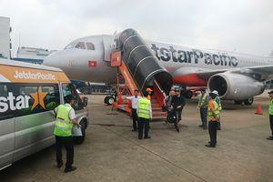 Máy bay từ Hà Nội đi Đà Lạt phải vòng xuống Cam Ranh do thời tiết xấu