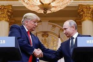 Trump bị chỉ trích 'yếu kém' trước Putin trong cuộc gặp thượng đỉnh