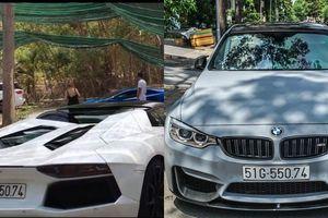 Dùng 'mác' ngoại giao né thuế xe sang: Lật tẩy siêu xe 'sổ' biển tây