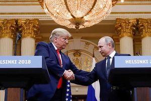 Ông Trump bị chỉ trích 'yếu kém' trước Putin trong cuộc gặp thượng đỉnh