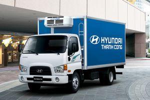 Bộ đôi Hyundai New Mighty 75s - 110s ra mắt thị trường