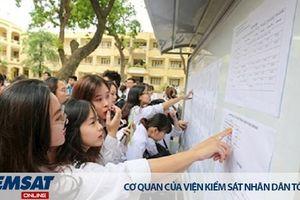 Gian lận trong kỳ thi THPT quốc gia ở Hà Giang: xử lý sai phạm thế nào?