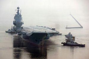 Báo Mỹ chỉ đích danh: Tàu sân bay Trung Quốc quá lỗi thời!