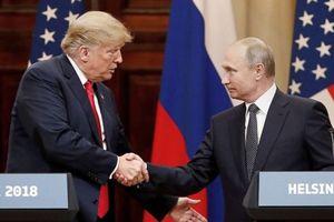Chính trường Mỹ chia rẽ sau cuộc gặp thượng đỉnh Nga - Mỹ