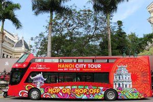 Xe buýt 2 tầng ở Hà Nội: Thêm loại vé rẻ, chạy cả ban đêm
