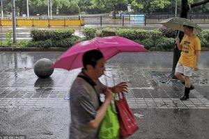 Thành phố Thượng Hải sơ tán 190 ngàn dân tránh bão Ampil