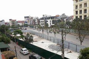 Hà Nội: Doanh nghiệp chiếm dụng đất để xây khách sạn