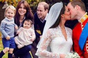 Cách dạy con của vợ chồng Hoàng tử William khiến ai cũng thán phục