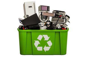 Thải bỏ đúng cách rác thải điện tử