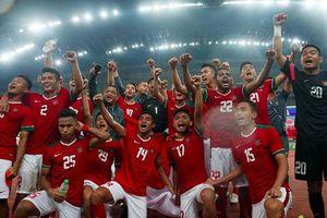 Vì sao U23 Indonesia sợ phải bốc thăm lại ASIAD 18?