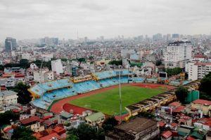 Hà Nội xây tổ hợp thể thao Hàng Đẫy phục vụ SEA Games 31