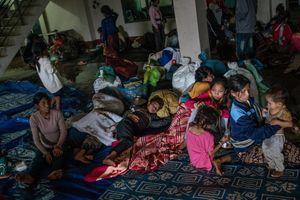 Người dân bàng hoàng kể lại đêm thảm họa vụ vỡ đập tại Lào