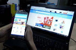 Hàng giả ngập 'chợ' điện tử: Cần tăng cường quản lý!