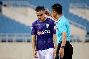 Cầu thủ Sầm Ngọc Đức bị treo giò sang cả mùa giải 2019