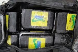 Thép Pomina trần tình vụ phát hiện cotainer chứa hàng có 100 bánh cocain