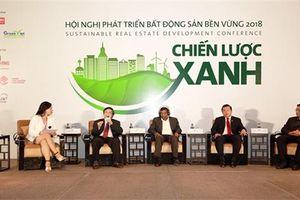 Chiến lược giữ mảng xanh trong cơn lốc đô thị hóa
