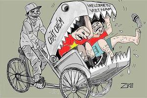Lối làm ăn 'chặt chém' phi đạo đức đang phá hoại hình ảnh Việt Nam