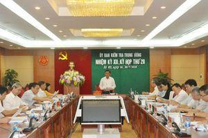 Xem xét kỷ luật hàng loạt lãnh đạo tỉnh Trà Vinh