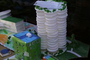 Thành phố kiến trúc của trẻ: Bay bổng và nhân ái
