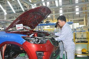 Công nghiệp hỗ trợ ngành ôtô: Chủ động kết nối