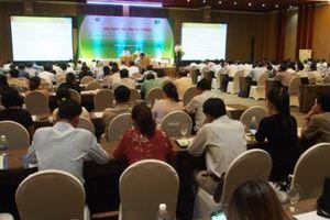 Hội nghị hỗ trợ tài chính Quỹ Bảo vệ môi trường năm 2018 được tổ chức tại Khánh Hòa