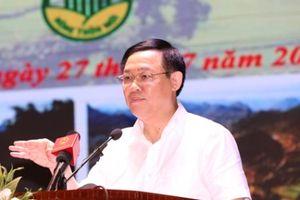 Phó thủ tướng Vương Đình Huệ: Xây dựng nông thôn mới phải có tư duy mới, cách làm mới