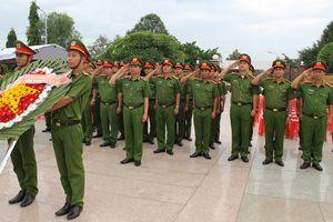 Nhiều hoạt động nhân ngày thương binh - liệt sĩ