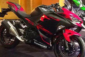 Cận cảnh Kawasaki Ninja 250 mới giá chỉ 37 triệu đồng