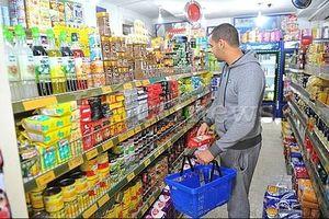 6 tháng đầu năm: Algeria nhập khẩu thực phẩm tăng 3,45%