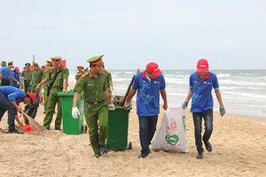 28.000 người sẽ tham gia Chiến dịch 'Hãy làm sạch biển' năm 2018
