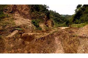 Cảnh báo nguy cơ rất cao xảy ra lũ quét, sạt lở đất các tỉnh phía Bắc