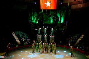Hình tượng người lính trên sân khấu xiếc Việt Nam