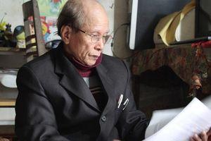 Ông lão 77 tuổi và hành trình hơn chục năm chống tham nhũng