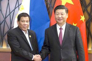 Lời hứa rót 24 tỷ USD vào Philippines của Trung Quốc bao giờ thành sự thật?