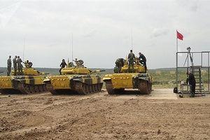 Lịch thi đấu và đối thủ của Việt Nam tại giải đua xe tăng quốc tế