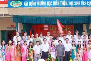 Trường TH Thăng Long: Lấy chất lượng để phát triển